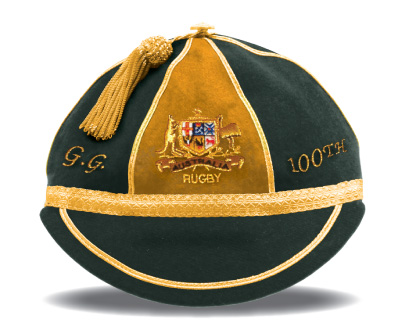 albion rugby honour cap