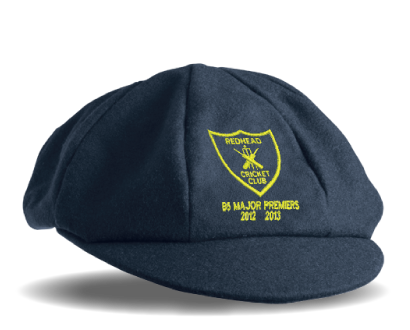 albion australian baggy wool blend cricket cap
