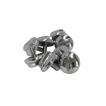 albion chrome helmet screws