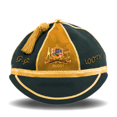 albion hand crafted honour cap